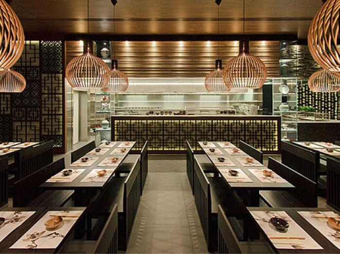 1-thiết kế phòng ăn nhà hàng