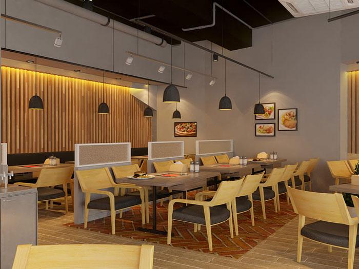 2-thiết kế phòng ăn nhà hàng