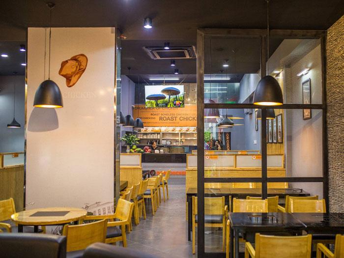 3-thiết kế phòng ăn nhà hàng