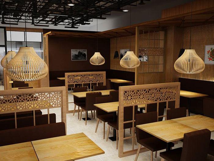4-thiết kế phòng ăn nhà hàng